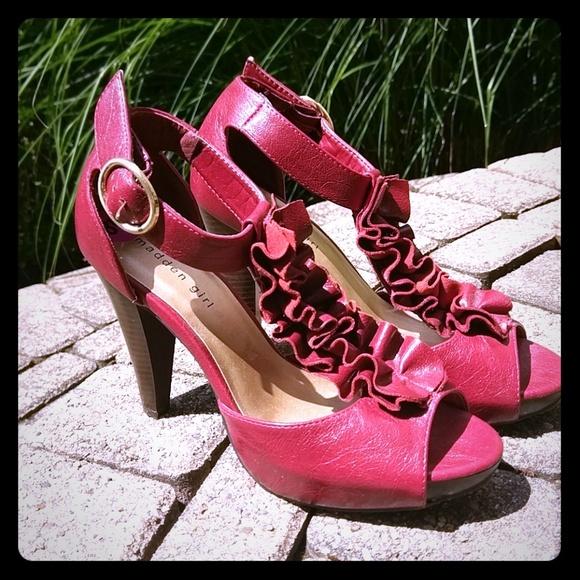 bf4644f6838 Steve Madden Sexy Black Heels Women39s Size 8 NWOT t